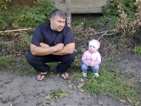 Быть не просто отцом,а быть примером !