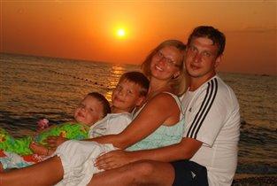 Люблю семью!