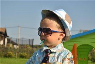 Будущий бизнесмен!))