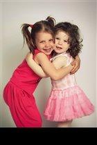 Сестренки красотульки