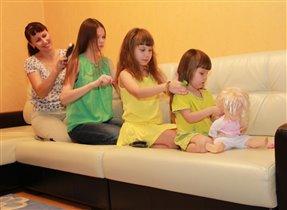 Семейство красоток)