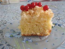 Кокосовый пирог 'Галини'