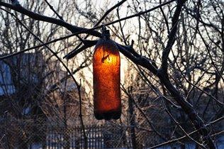 Солнышко в бутылке