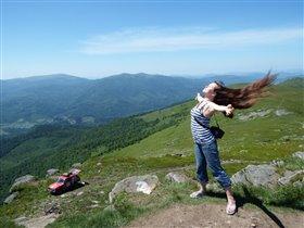 Прогулка по горе Пикуй