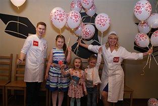 В детском городе профессий «КидБург» открылась стоматология SPLAT