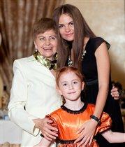 3 поколения красоток