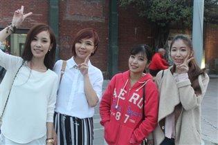 Тайваньские девушки