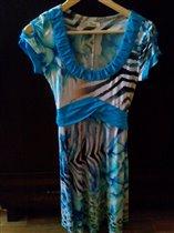 Платье летнее для беременных 500 руб.