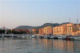 Старый порт Ниццы