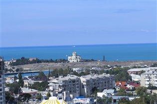 Море...Лето...город СЕВАСТОПОЛЬ