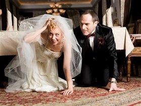 Татьяна Лазарева и Михаил Шац: оловянная свадьба