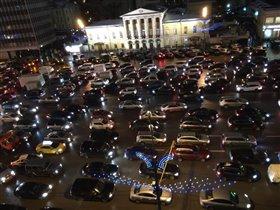 Зубовский бульвар, Москва