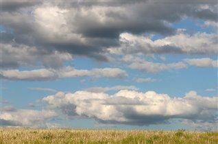 Блиц: летнее небо