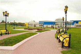 Белгород. Учебно-спортивный комплекс С.Хоркиной