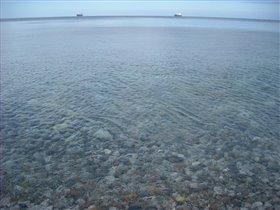 Морское спокойствие...