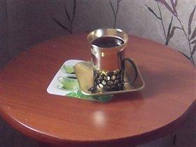 Одиночество вдвоём с...любимым кофе