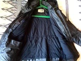 Куртка р.158 Альпекс, 150г утеплителя, 1500р