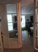 Внутренняя стеклянная дверь передней