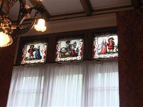 Окно в кабинете архитектора