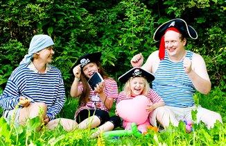 Пиратская вечеринка!