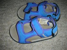 пляжные сандалии, размер 27