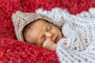 Спящий ангелочек