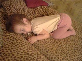Спать хорошо в любой позе