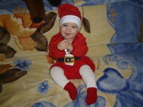 Здравствуйте,я маленький Санта!!!