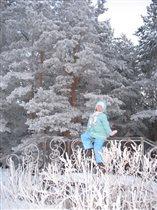 Мне мороз не страшен!)