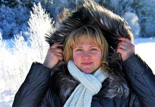 Мороз и солнце - день чудесный!