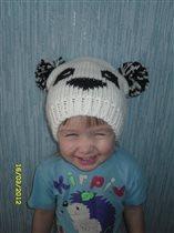 панда стесняшка)