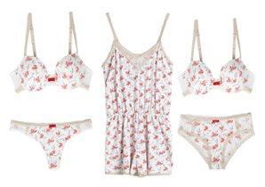 Женское белье от OYSHO: подарок на День святого Валентина