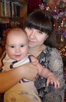 Первый Новый год Вадимки