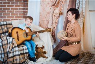 Новогодняя песня для мамы!
