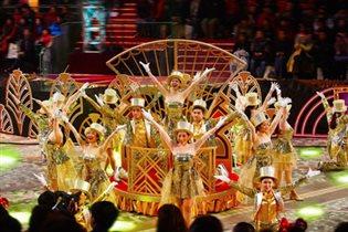 Китайский Новый год в Гонконге: вечеринка года