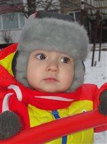 Первая зима и первый снег-это настоящее счастье!!!