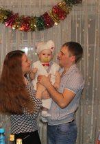 Моя любимая и дружная семья!!!