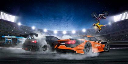 Мировая премьера автомобильного блокбастера 'Гонка тысячелетий'