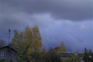 Осенний Бежецк