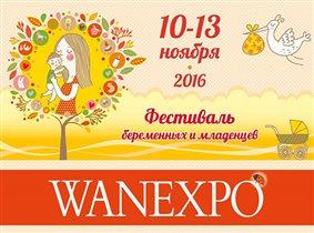 Главный семейный проект страны  XIII Фестиваль беременных и младенцев WANEXPO