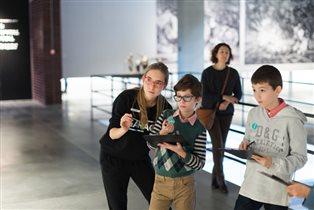 Семейный день в Музее современного искусства 'Гараж' - бесплатные детские мастерские