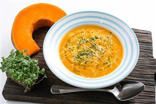 Рецепты с тыквой: на Хэллоуин и не только. Тыквенный суп, ризотто с тыквой и кексы