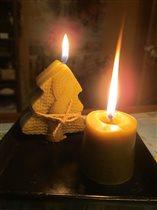 Свечи! в моем исполнении :-)