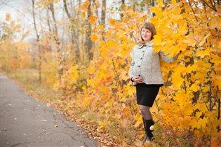 мой счастливый яркий октябрь
