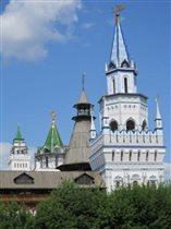 Башни Измайловского Кремля