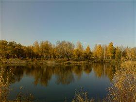 Осень в парке