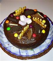 Тортик на двенадцатилетие