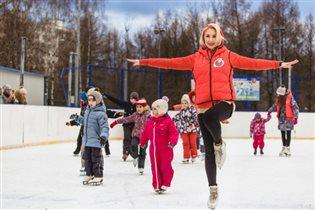 26 ноября в Гончаровском парке состоится открытие зимнего сезона «Игры на льду»