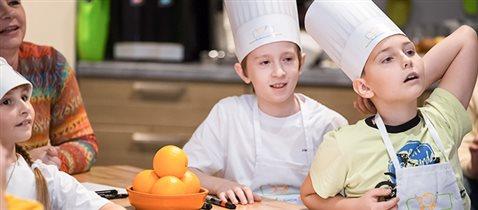 «Нестле Россия» открыла первую кулинарную онлайн-школу для детей