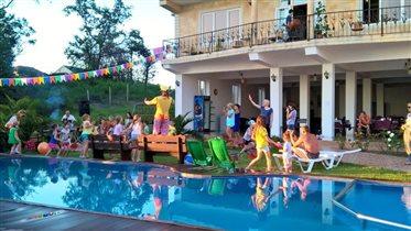 Детский отель Море Sochi